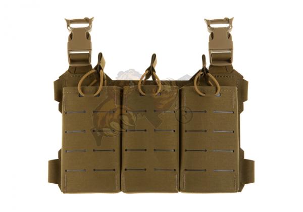 CPC Shingle Panel / Micro Chest Rig Coyote - Templar's Gear