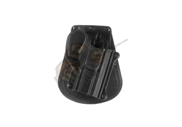 Paddle Holster für CZ 75D / SP-01 - Fobus