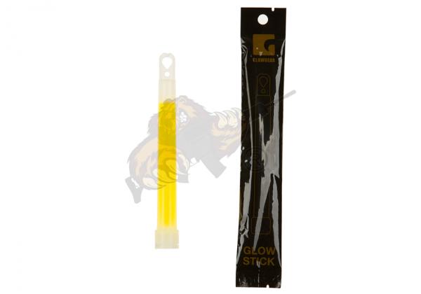 6 Inch Light Stick Yellow (Claw Gear) - Knicklicht in Gelb