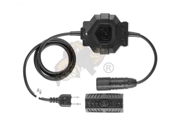 zTac Wireless PTT Icom Connector- Z-Tactical