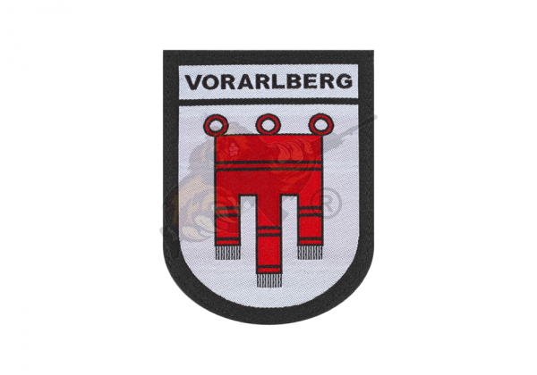Vorarlberg Shield Patch - Clawgear