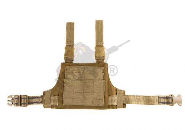 Mk.II Molle Leg Platform in Coyote - Invader Gear