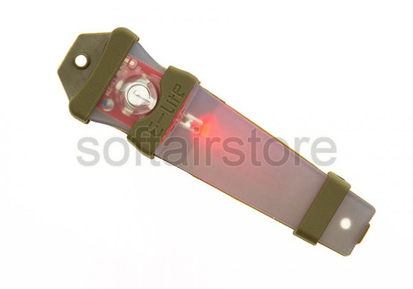 VLT E-Light Red
