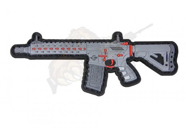 PVC Patch - CM16 SRXL RED - G&G