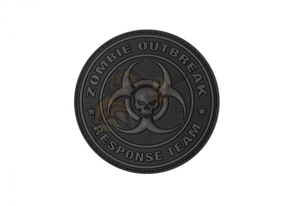 Zombie Outbreak Rubber Patch Blackops - JTG