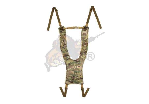 4-Point H-Harness Multicam - Templar's Gear
