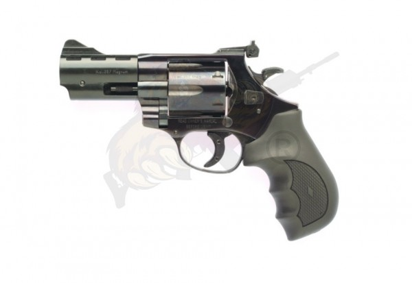 """HW 357 Hunter 3"""" im Kaliber .357 Magnum Schwarz - Weihrauch"""