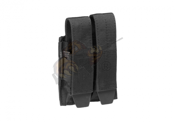 Pistol Double Mag Pouch Black - Condor