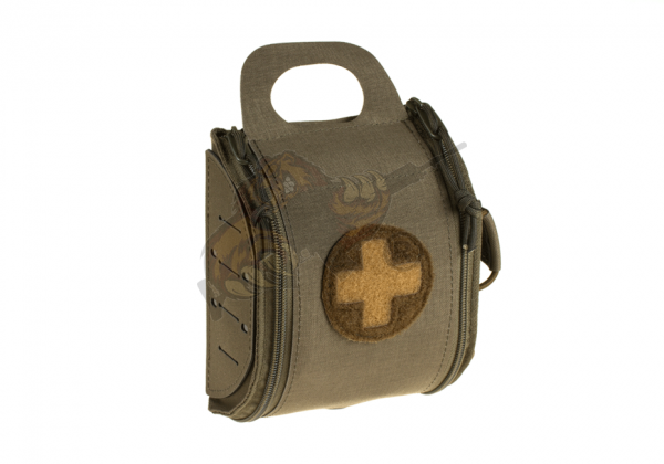 Silent First Aid Pouch Ranger Green - Templar's Gear