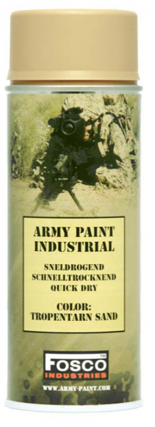 Farbspray Army Paint 400ml Tropentarn Sand- Fosco Industries