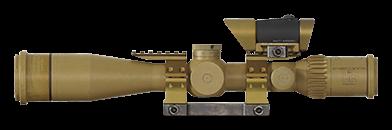 HK Zieleinrichtung S&B 3-20x50 PMII. Set RAL8000 (HK-ID237066)