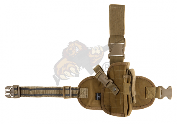 Dropleg Holster Coyote (Invader Gear)