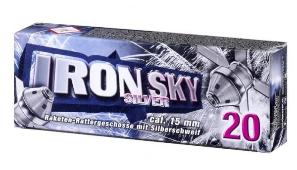 Umarex Iron Sky Silver - 20 Raketengeschosse