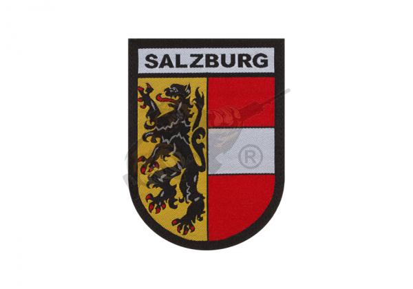 Salzburg Shield Patch Color - Clawgear