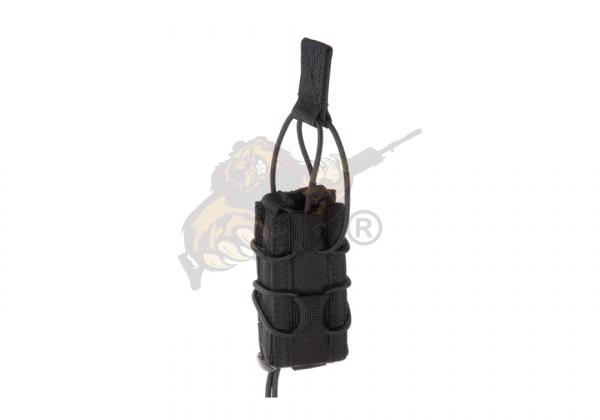 Pistol Fast Mag Pouch Black- Invader Gear