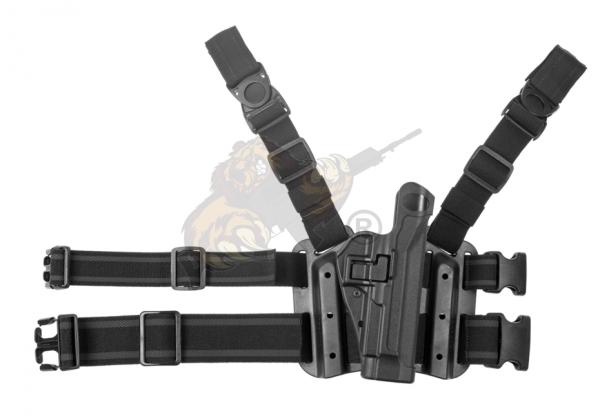 SERPA Holster Set Beretta 92/96/M9/M9A1 in Schwarz - Blackhawk