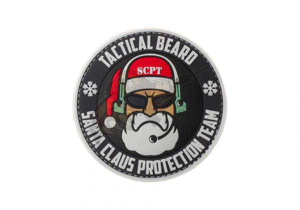 Santa Claus Protection Team Rubber Patch Fullcolor - JTG