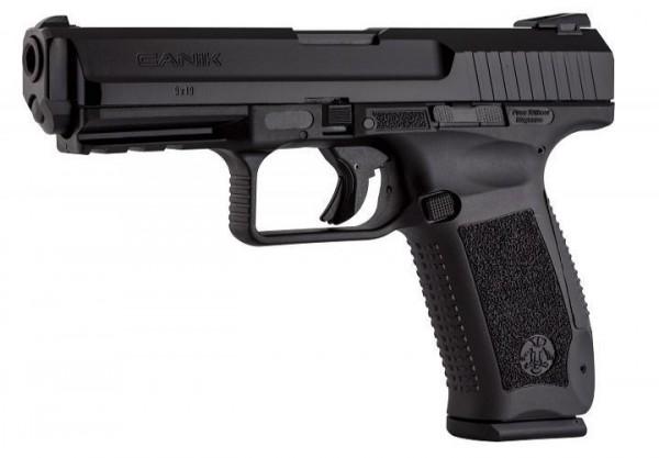 Canik TP9SF , 9mm Luger Schwarz - Gebraucht
