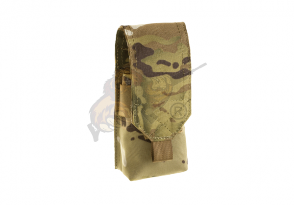 5.56 1x Double Mag Pouch in ATP - Invader Gear