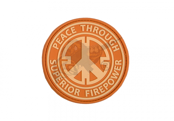 JTG - Peace Patch, desert