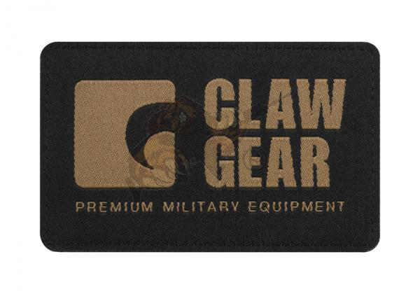Clawgear Horizontal Patch Schwarz