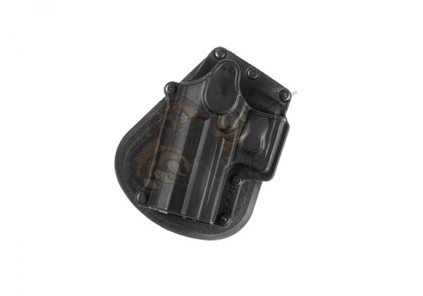 Paddle Holster für H&K USP Compact Left Handed - Fobus