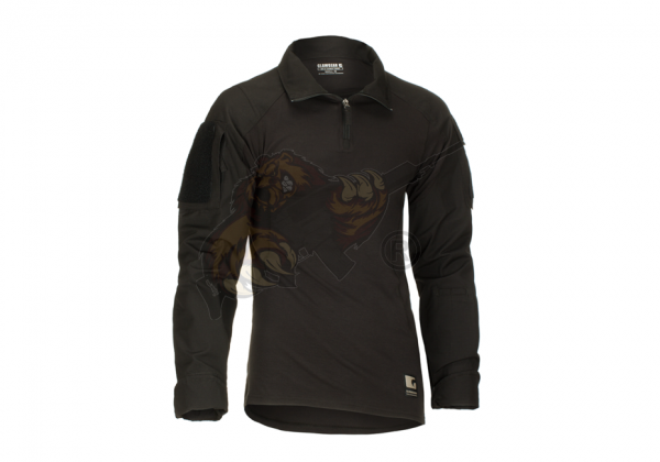 Mk.III Combat Shirt in Black - Claw Gear