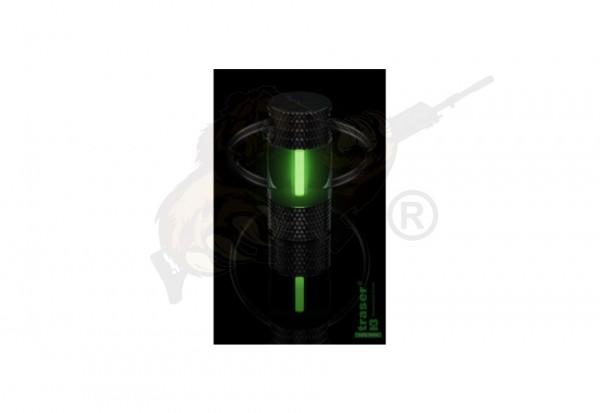 H3 Schlüsselanhänger trigalight®-Marker - grün