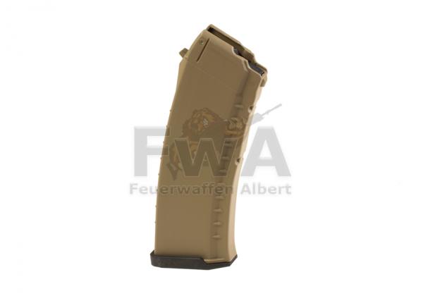 AK74 Magazin 30 Schuss Tan Kaliber 5.45x39 - IMI Defense