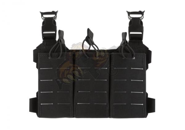CPC Shingle Panel / Micro Chest Rig Black - Templar's Gear
