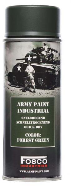 Farbspray Army Paint 400ml Waldgrün- Fosco Industries