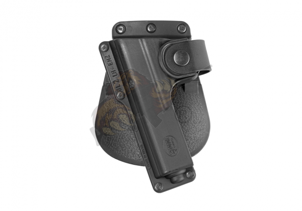 Tactical Paddle Holster für Glock 17 / 22 Left Handed - Fobus