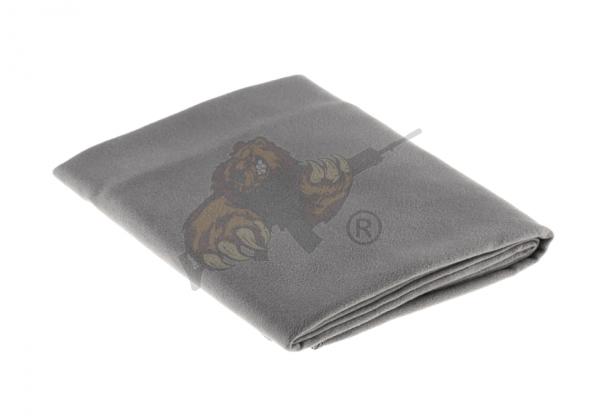 Handtuch Microfibre Solid Rock 80x40cm - Claw Gear
