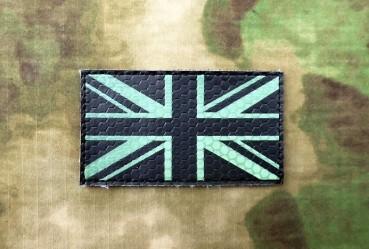 JTG - Great Britain Flag - IR-Patch, OD