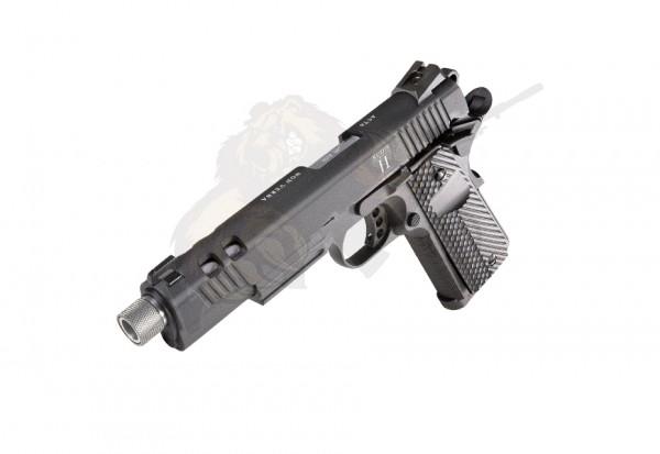 Secutor Rudis II M1911 Custom Pistol -Acta non Verba- Stone -F-