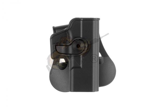 Roto Paddle Holster für Glock 19 Schwarz (rechts) - IMI Defence