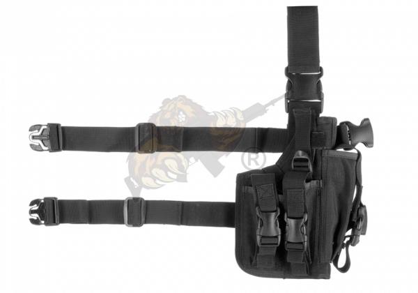 SOF Holster Black (Invader Gear)