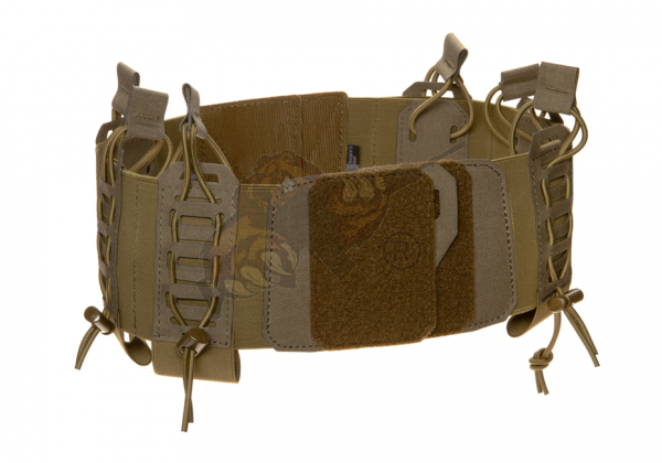 CPC Standard Elastic Cummerbund with Pouches Ranger Green - Templar's Gear